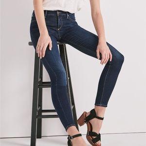 NWT Lucky Brand Ava Skinny Jeans